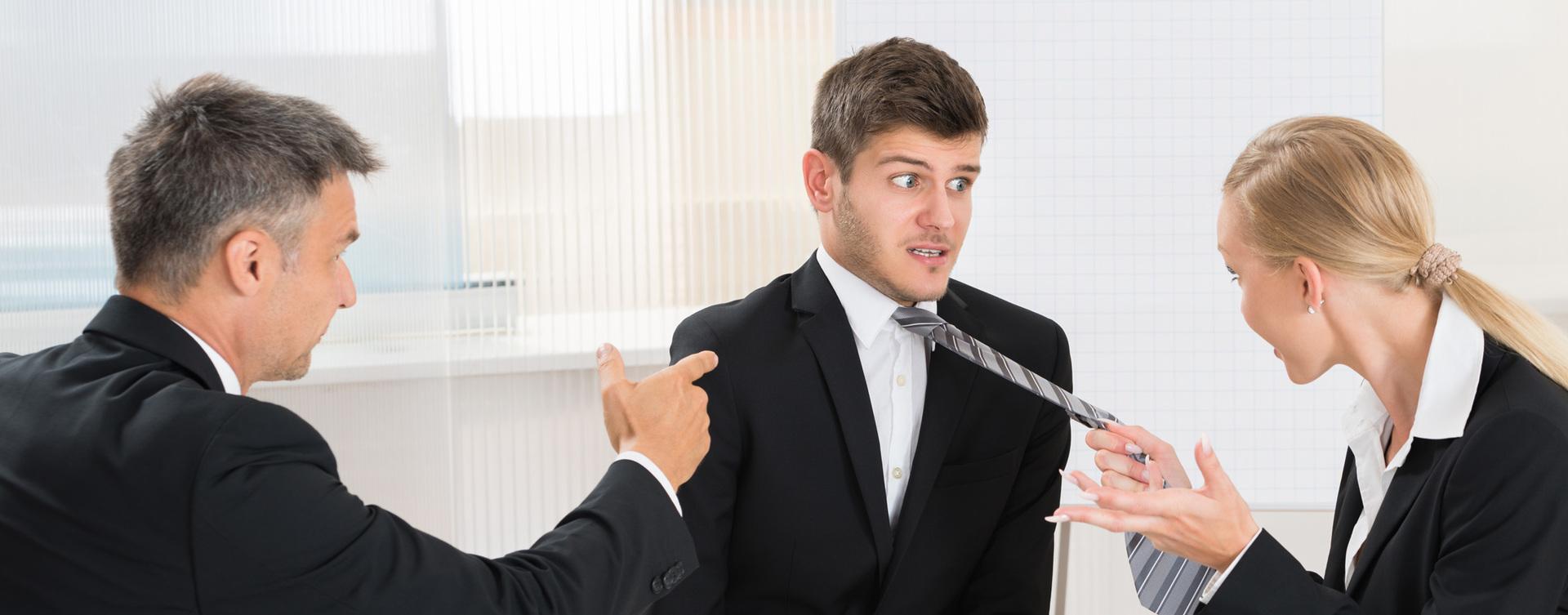 Работодатель и сотрудник