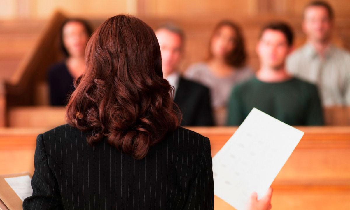 Интересы в суде